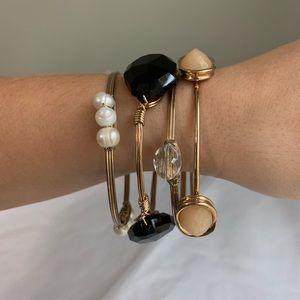 Bundle of 4 bangles
